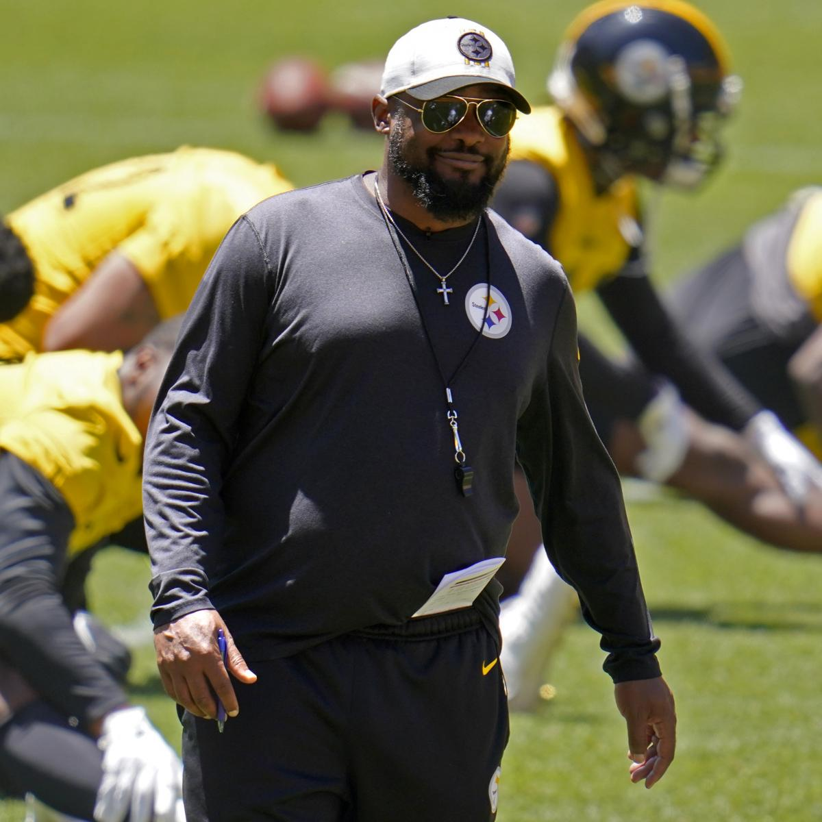 Steelers Players Who Need Impressive Camp to Avoid Being Cut