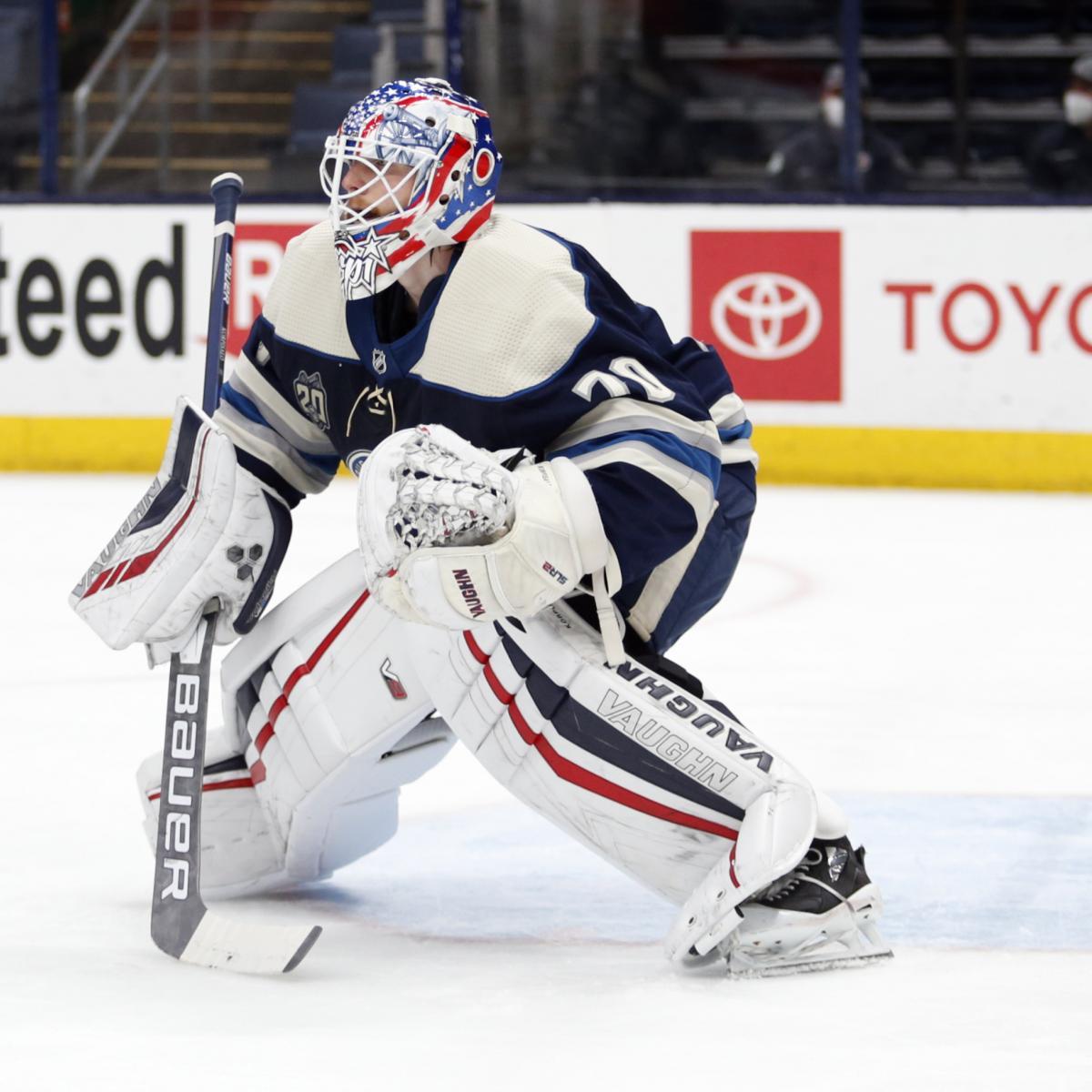 NHL Rumors: Latest on Potential Joonas Korpisalo Trade, Islanders' Offseason