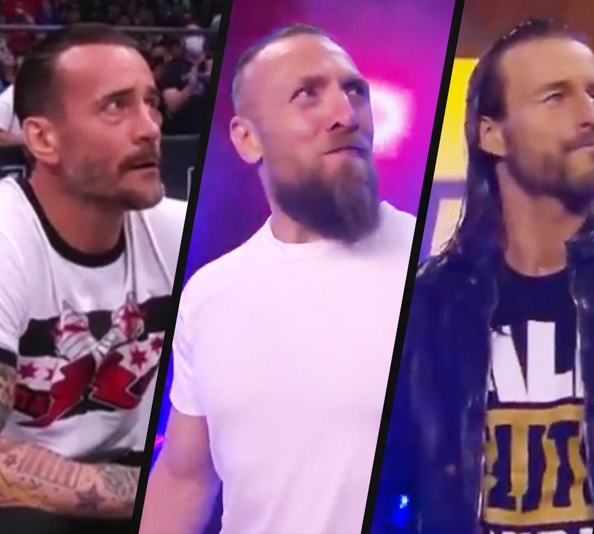 Added AEW Star Power of CM Punk and Bryan Danielson Should Frighten WWE