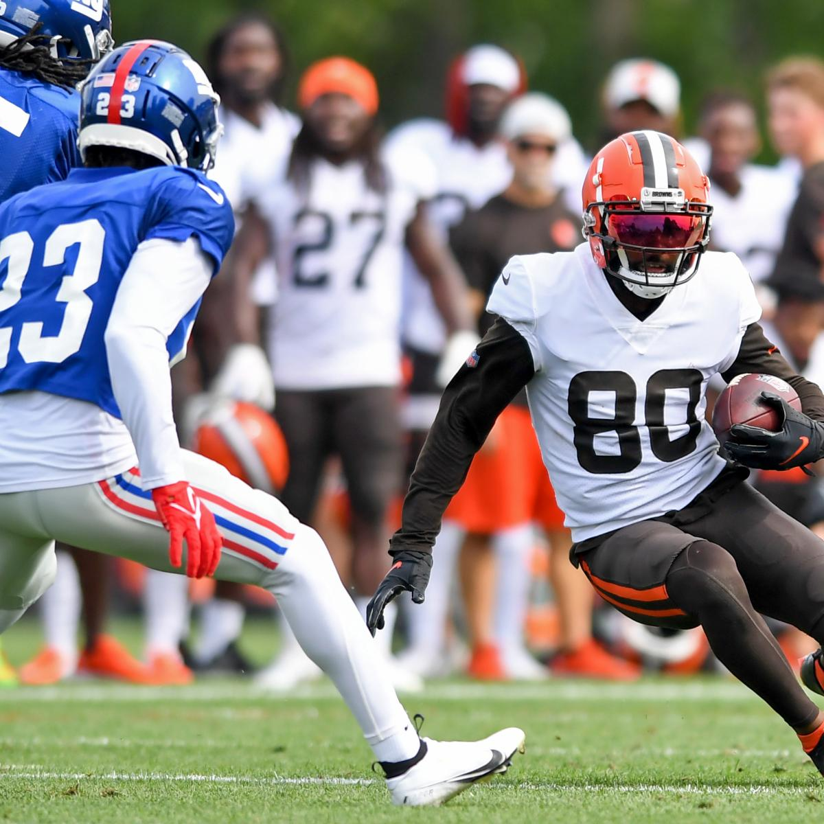 3 Browns Trade Targets After Week 2