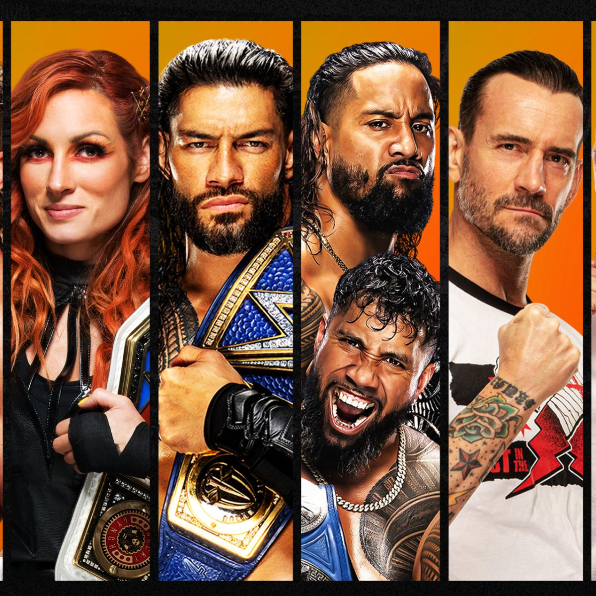B/R Brand Warfare: Mock Drafting Wrestling Promotions Using WWE and AEW Rosters thumbnail