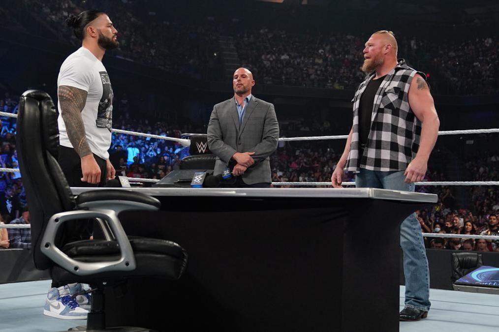 Quick Takes on WWE SmackDown vs. AEW Rampage, Crown Jewel Expectations and More