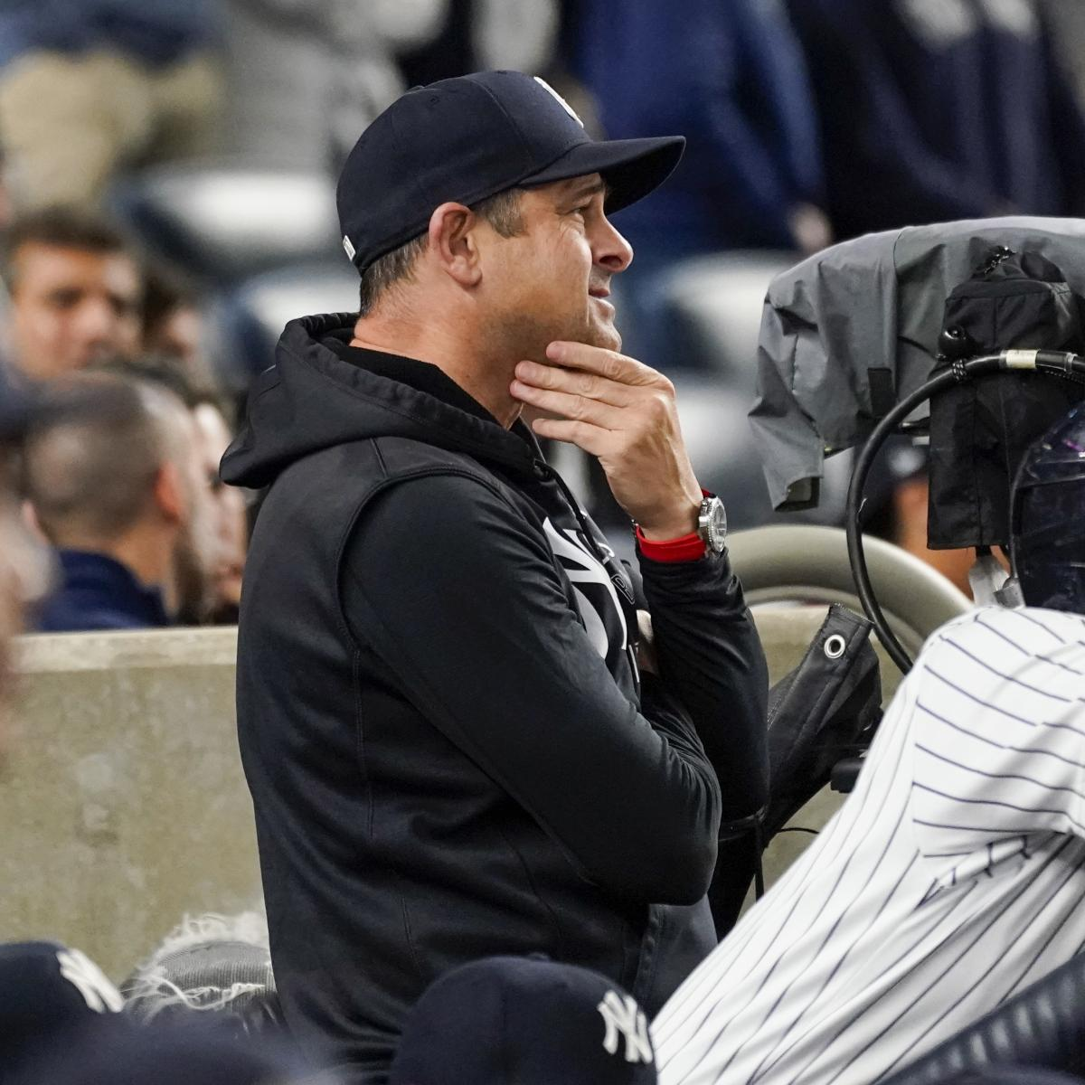 Yankees Fans Need to Stop Blaming Aaron Boone and Shift Anger to Front Office