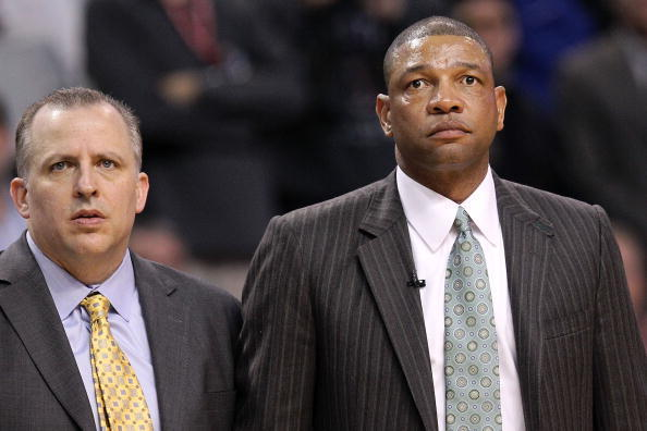 3901ca33cf6 Doc Rivers and Tom Thibodeau, who worked together with the Boston Celtics,  are two
