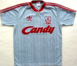 on sale e82e1 5ac0e 10 Classic Liverpool Away Kits | Bleacher Report | Latest ...