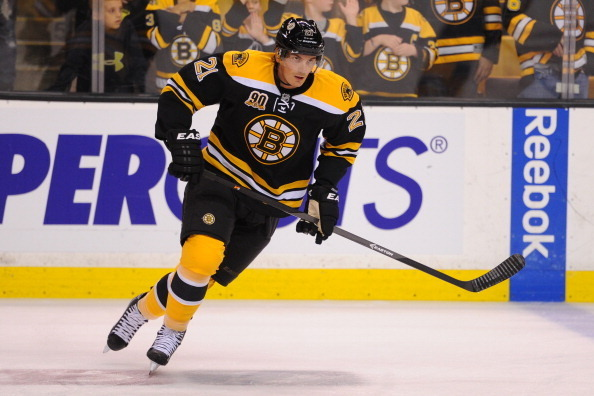 pretty nice 1e994 e3011 Way-Too-Early Grades for New Boston Bruins | Bleacher Report ...