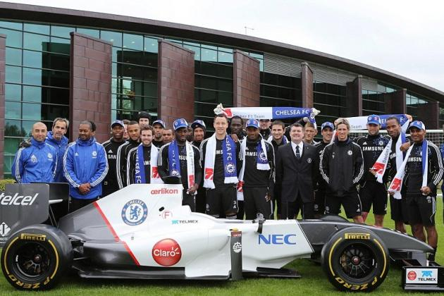 Chelsea FC players their cars Coolest Cars Owned by Chelsea Players