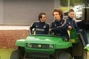 David Luiz: John Deere Gator Buggy 4x4