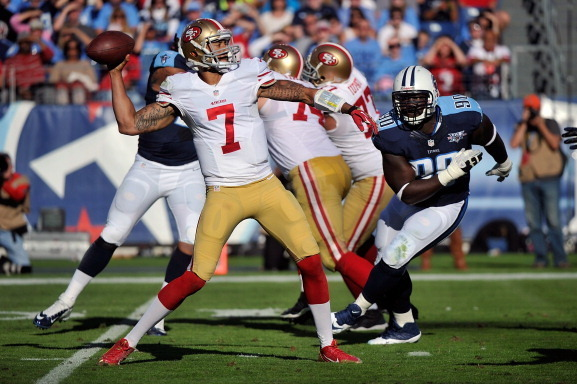 9a7b7d34 49ers vs Titans: Takeaways from Tennessee's 31-17 Loss to San ...