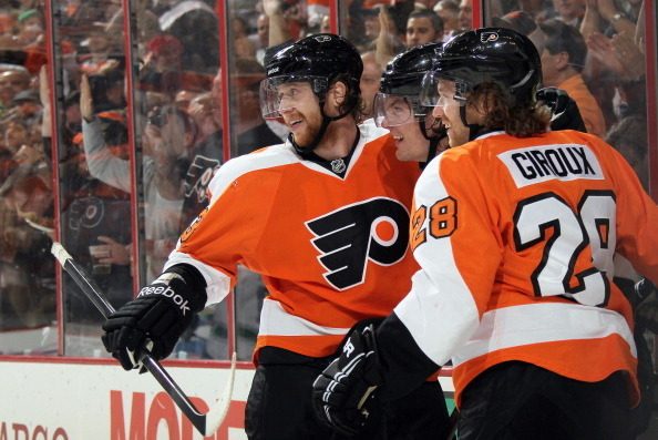 Early Stock Watch For Philadelphia Flyers Top Stars In 2013 14