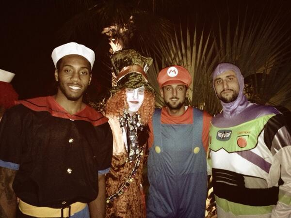 The Best Halloween Costumes In Sports Bleacher Report Latest
