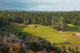 The 14th hole at Bandon Trails is one of the highest points on the property and reveals a gorgeous view from the forest down to the dunes along the coast.