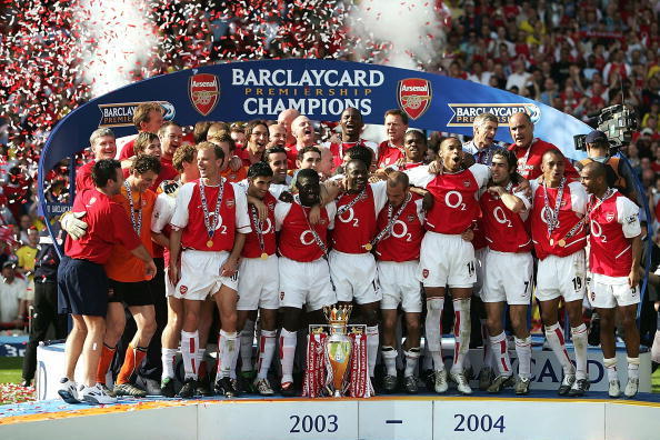 90ac9ab66a6 Arsenal s Invincibles  Where Are They Now