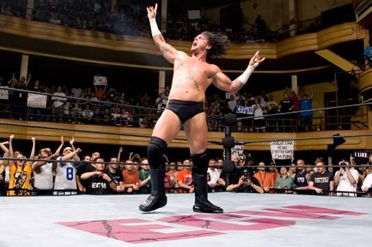 CM Punk and WWE ECW's Top 10 Best Success Stories | Bleacher