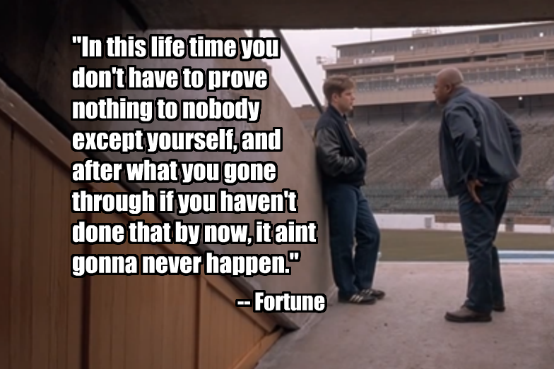 The 50 All-Time Greatest Sports Movie Quotes | Bleacher