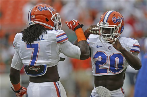 Florida Football: Who Is Replacing Every Former Gator Taken in 2014 NFL Draft