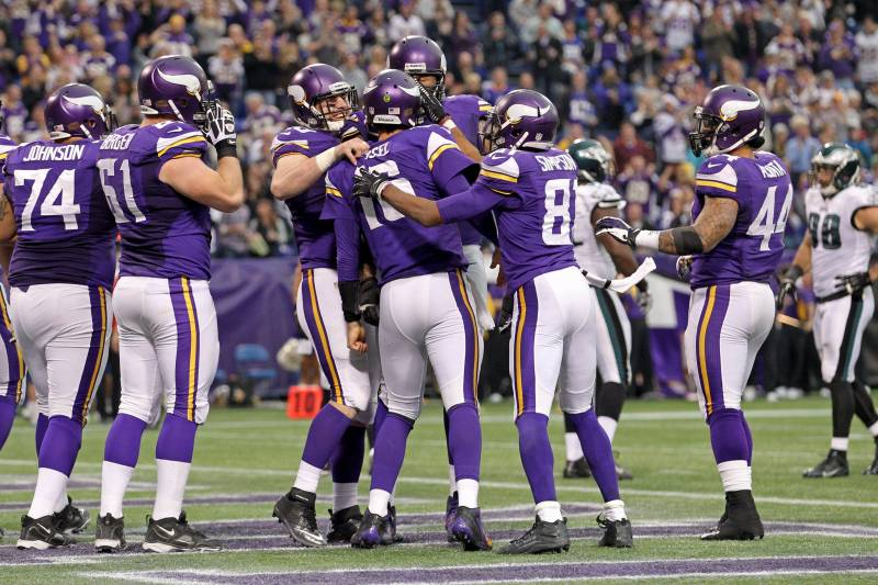 Breaking Down The Minnesota Vikings Roster After The 2014