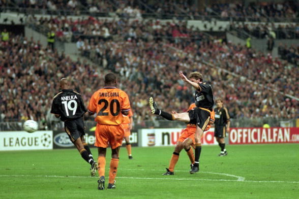 Mcmanaman Zidane And The 10 Greatest Champions League Final Goals