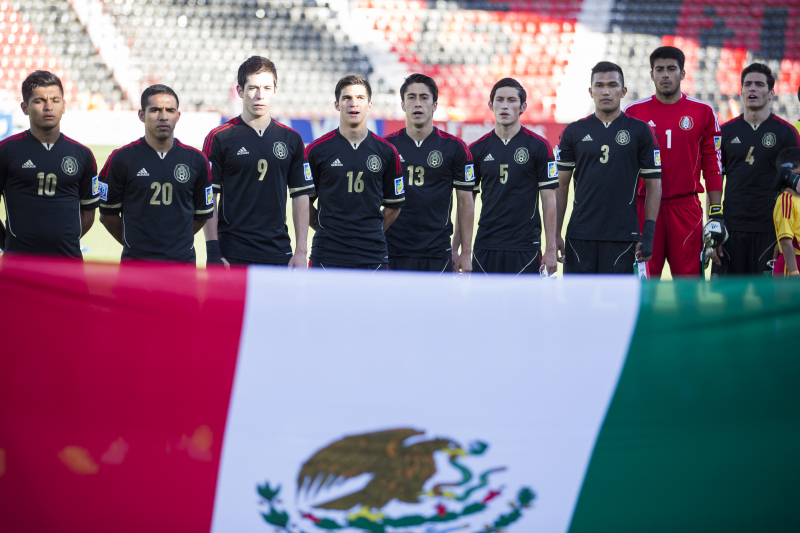 Predicting the Mexico Squad for the 2018 World Cup