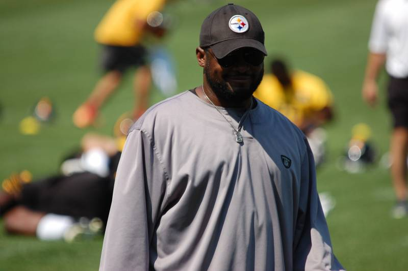 55d310053 Updating Pittsburgh Steelers Key Position Battles Early in Training Camp