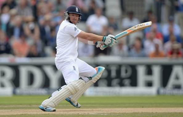 Ian Bell : First English player to be out on 199
