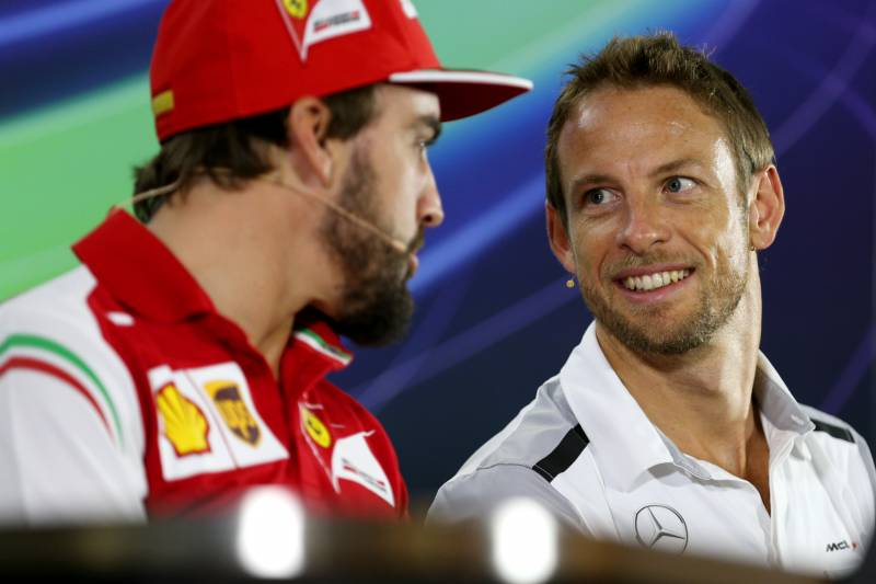 4f460be41827a Comparing Jenson Button to All of His Formula 1 Team-Mates ...