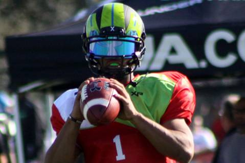7406e160707 Under Armour All-America Game 2015  5 Players to Watch. 0 of 5. 5-Star QB  and Texas A M pledge Kyler Murray