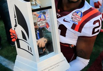 timeless design e28f3 defcb Virginia Tech Football: 5 Players Poised to Break out in ...