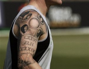 Kevin pietersen and crickets best tattooed xi bleacher report kevin pietersen and crickets best tattooed xi bleacher report latest news videos and highlights gumiabroncs Gallery