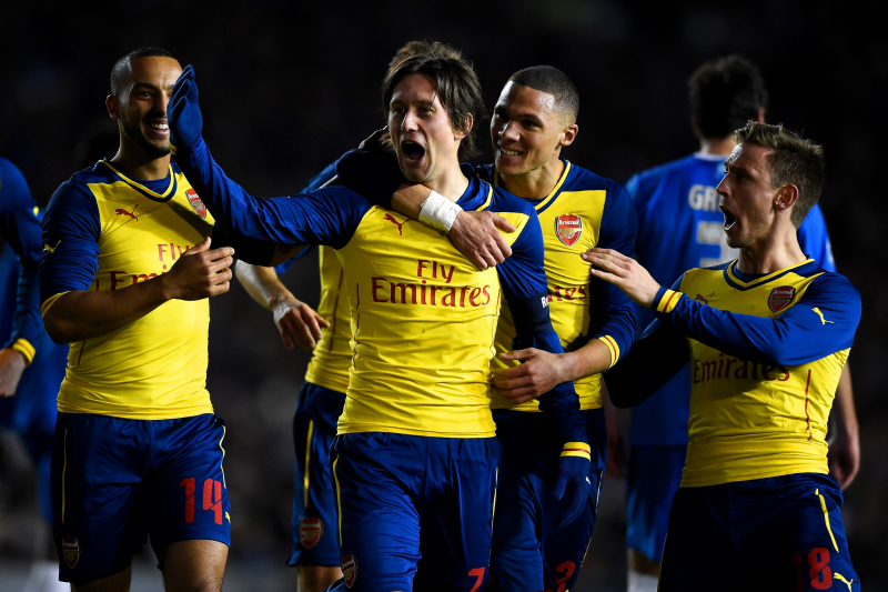 Brighton vs. Arsenal: Winners and Losers from FA Cup Game