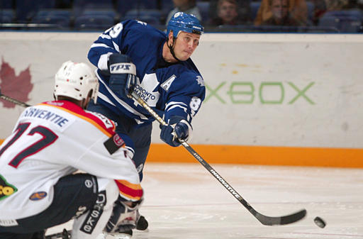 new styles e6322 a3365 Ranking the 5 Best European Players in Toronto Maple Leafs ...