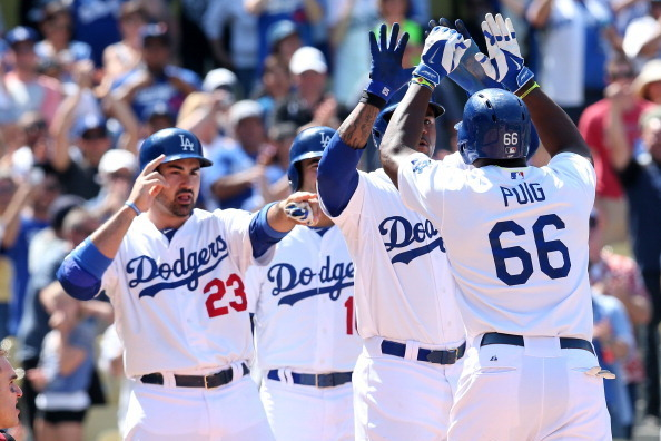 db9872315 Projecting the Dodgers' 2015 Opening Day Roster | Bleacher Report ...