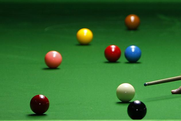 World Snooker Championship 2015: Round 1 Scores, Results, Updated Draw, Schedule | Bleacher Report