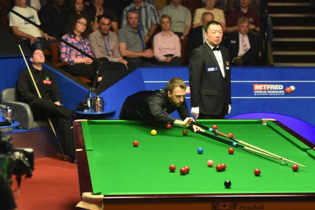 World Championship Snooker 2015 Match Schedule