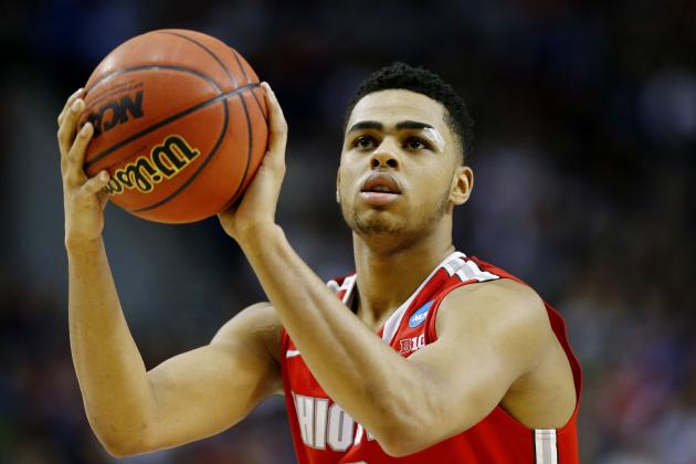NBA Lottery 2015: What Each Team Would Do with the No. 1 Pick | Bleacher Report