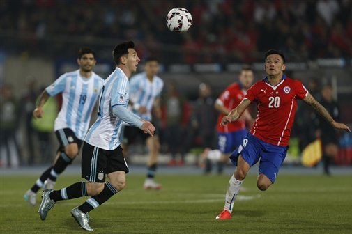 Chile vs. Argentina: Winners and Losers from Copa America 2015 Final |  Bleacher Report | Latest News, Videos and Highlights