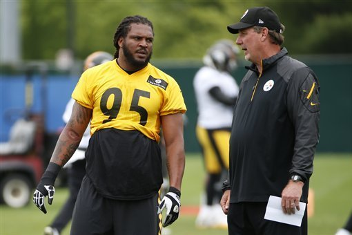 56fb04c2 5 Biggest Obstacles Facing Pittsburgh Steelers in 2015 | Bleacher ...