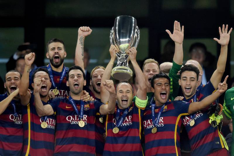 e2f69f61a Barcelona Player-by-Player Guide to Their 2015 16 Liga Squad ...