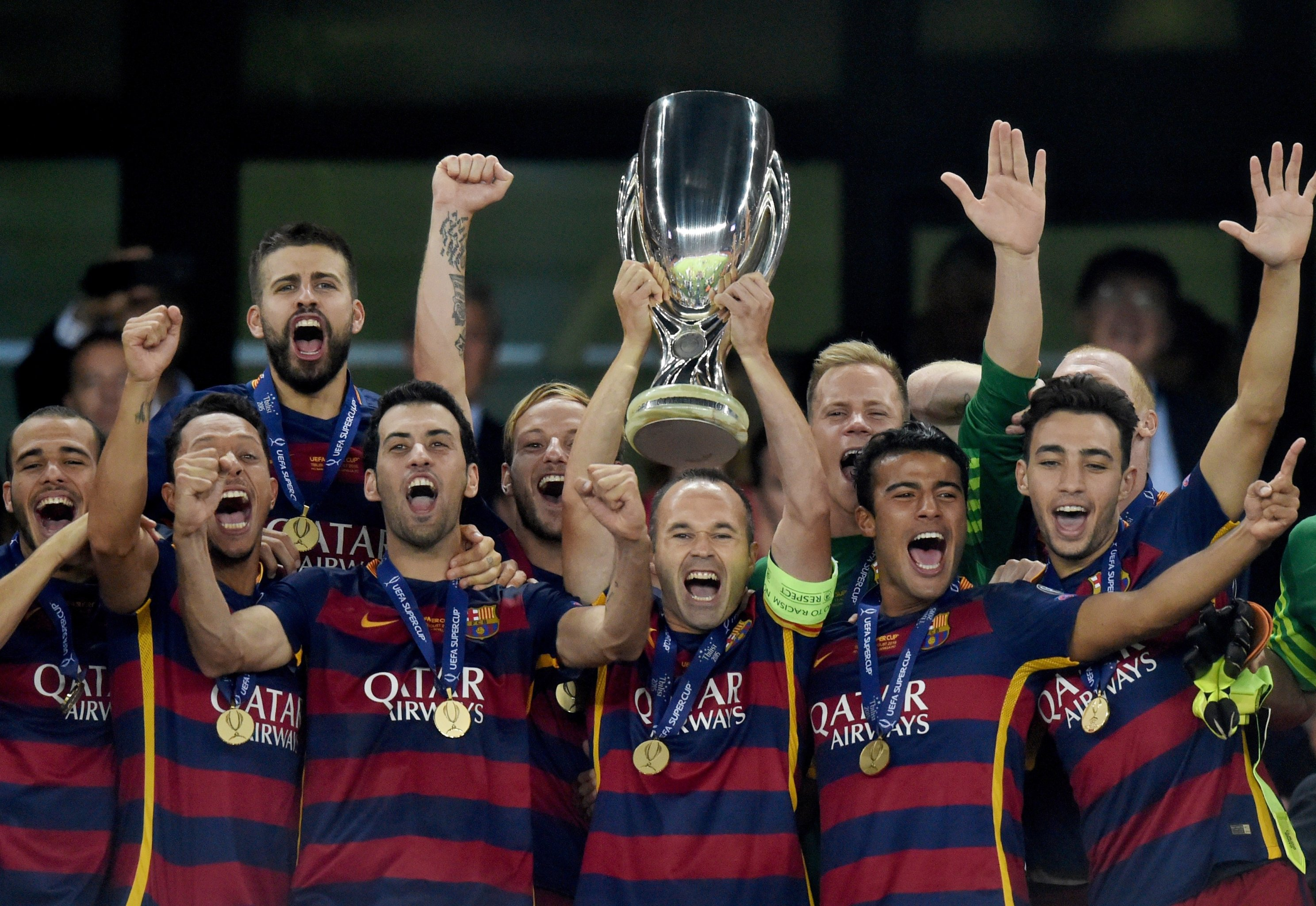 Barcelona Player By Player Guide To Their 2015 16 Liga Squad Bleacher Report Latest News Videos And Highlights
