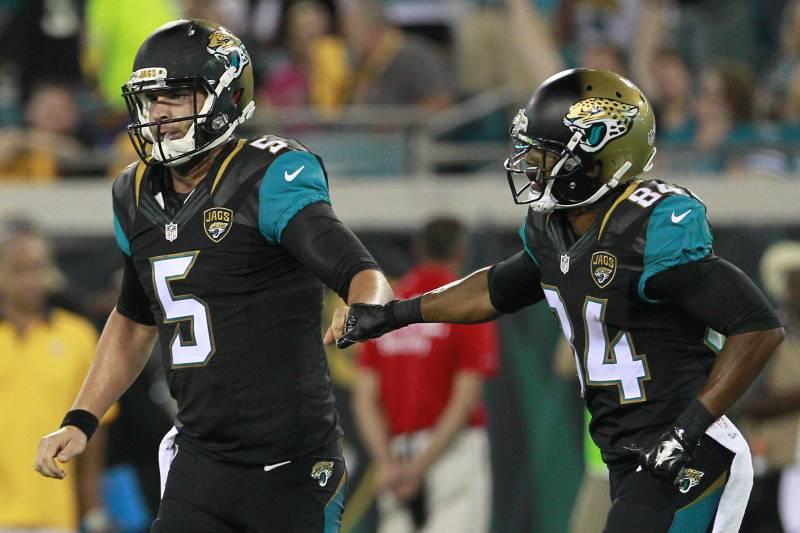 3fafbfdb Breaking Down Jacksonville Jaguars Likely Opening Game Starting ...