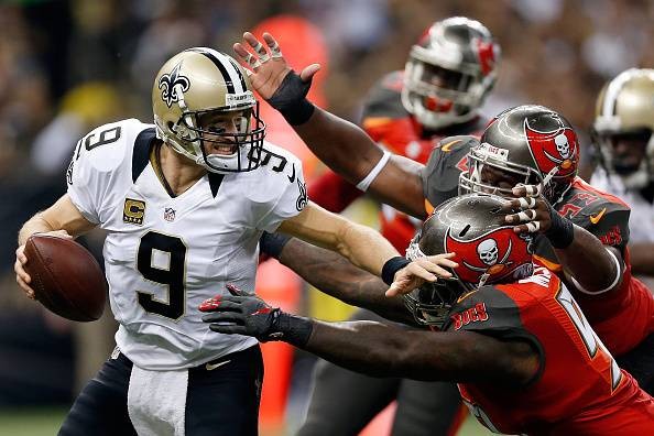 Tampa Bay Buccaneers vs New Orleans Saints: Tampa Bay Grades, Notes &  Quotes | Bleacher Report | Latest News, Videos and Highlights