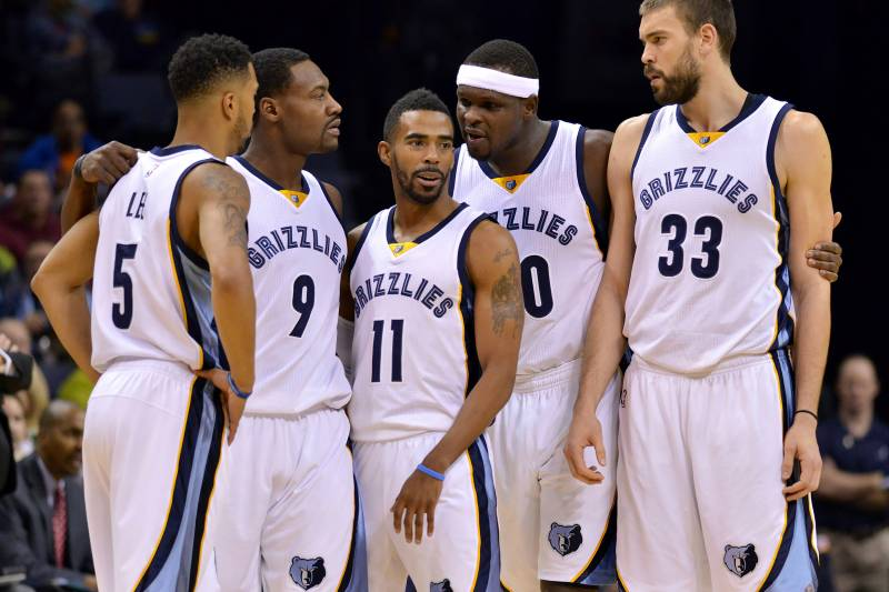 48d7e9a94 Projecting Every NBA Team s Starting 5 for 2015-16 Season