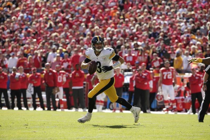 2b19afa78c5 Steelers vs. Chiefs: Grades, Notes and Quotes for Pittsburgh ...