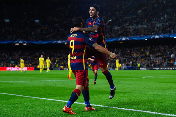 Ranking the 20 Best Players in the 2015/16 Champions League so Far