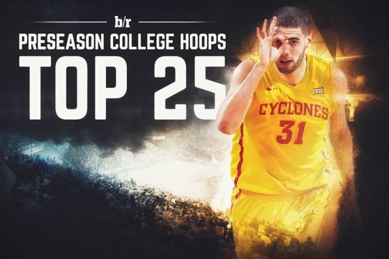 College Basketball Rankings Bleacher Report S Preseason Top