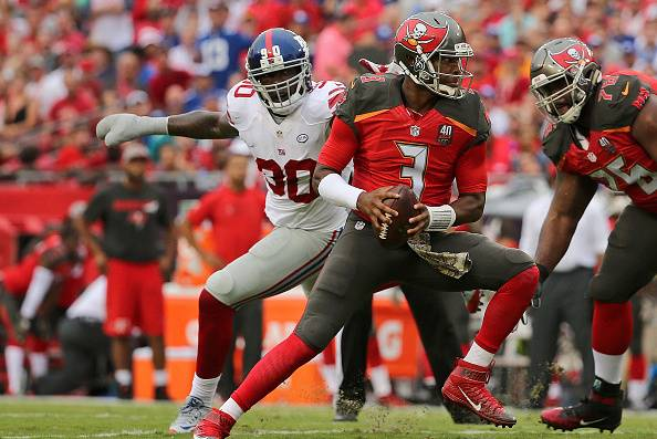 Giants Vs Bucs New York Grades Notes And Quotes
