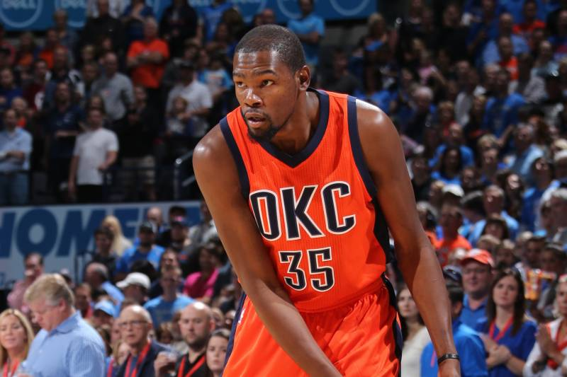 a9fb7e5540b1 Pros and Cons of Kevin Durant s Possible 2016 Free-Agent Landing Spots