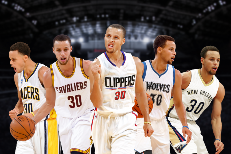 e9c7201c2ae3 How Much Better Would Your Team Be with Steph Curry