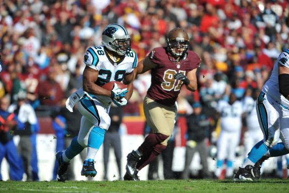 bd5ebeb8 Washington Redskins vs. Carolina Panthers: Full Washington Game ...