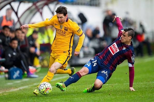 Eibar Vs Barcelona Winners And Losers From La Liga